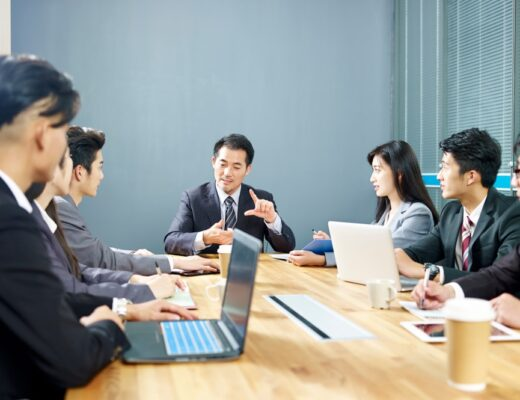 Người Nhật trong công việc