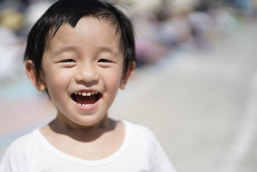 Điều gì khiến trẻ hạnh phúc?