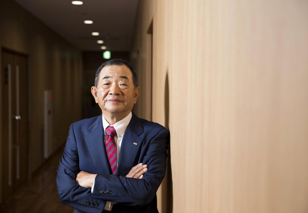 Kunihiko Tanaka - Ông chủ đế chế Sushi tỷ đô Kura Corp
