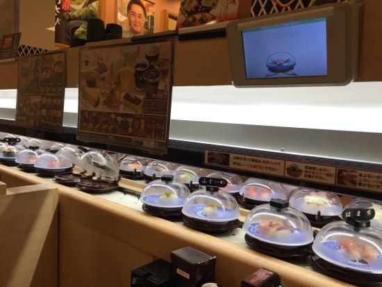 Kura sushi sở hữu 31 bằng sáng chế