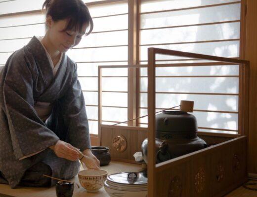 Nghệ thuật Kikubari của người Nhật