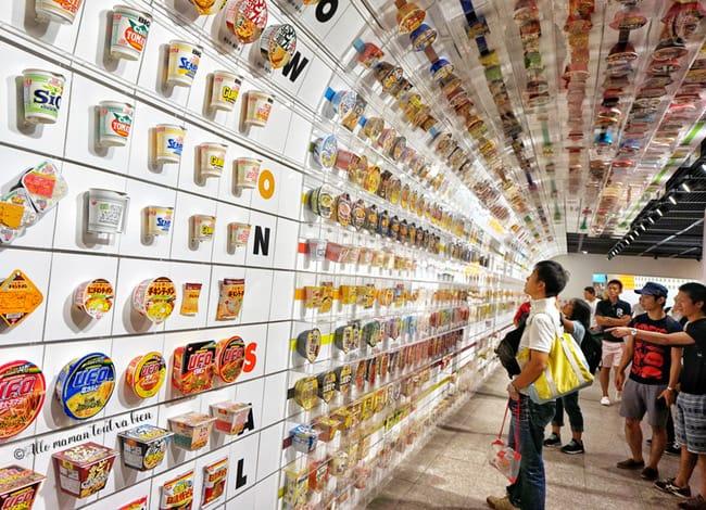 Bảo tàng Mỳ Ăn liền