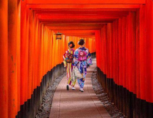 Từ vựng tiếng Nhật cho Du lịch Nhật Bản