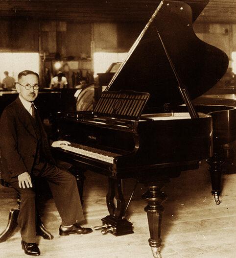 Koichi Kawai - Người kỹ sư thiên tài góp công trong việc tạo ra chiếc Piano nội địa Nhật đầu tiên