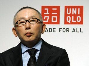 Tadashi Yanai - Ông chủ Uniqlo
