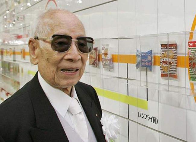 Momofuku Ando - 'Ông tổ' của ngành công nghiệp mỳ ăn liền