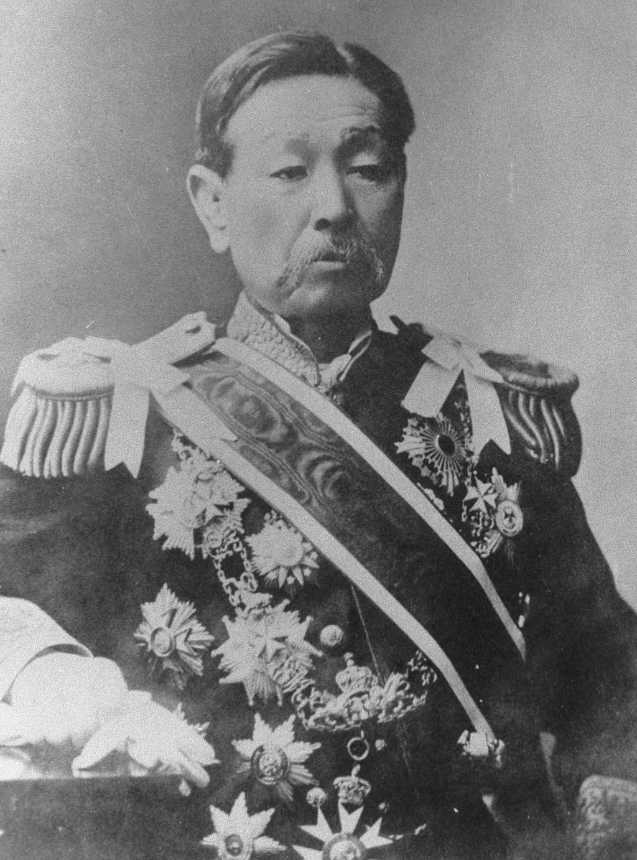 Inoue_Kaoru - vị tướng đã định hướng cho nhà sáng lập Nissan