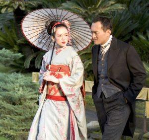 Khách hàng của các Geisha chủ yếu là đàn ông.