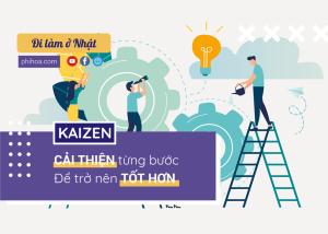Kaizen - Kỹ thuật vượt qua sự lười biếng