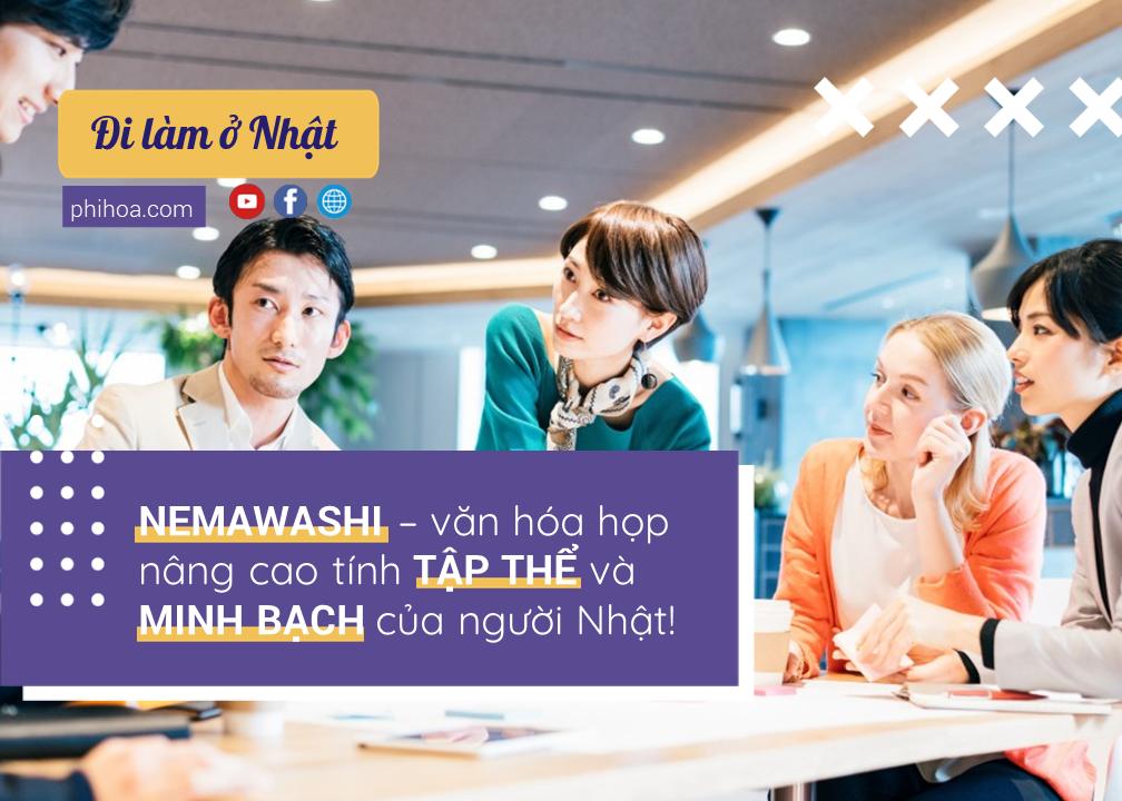 Nemawashi – Văn hóa cuộc họp tại Nhật