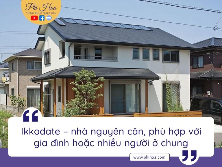 Thuê nhà tại Nhật Bản